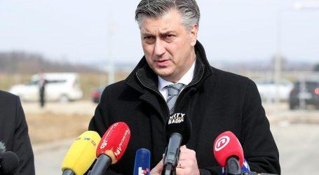 Plenković: Do prvog svibnja u Hrvatskoj bi trebalo biti oko milijun doza cjepiva