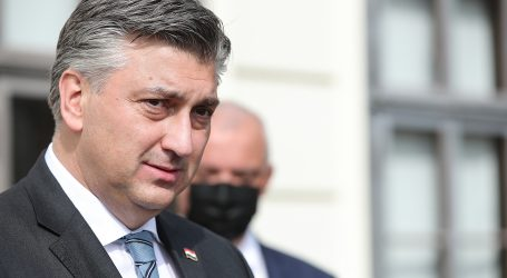 """Plenković: """"Izrazio sam spremnost Hrvatske da, u slučaju potrebe, zbrine po desetak COVID-19 pacijenata iz Češke i Slovačke"""""""
