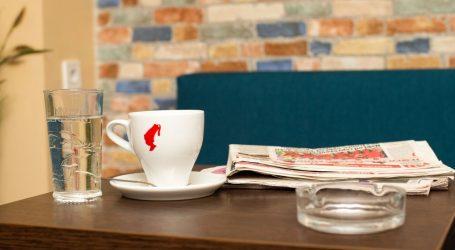 Inspektori pokušali ući u kafić, vlasnik ih spriječio i 'pošteno' ispsovao