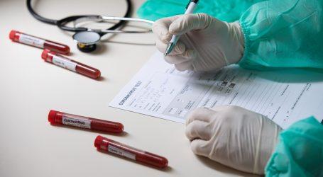 U Hrvatskoj zabilježeno 394 nova slučaja zaraze, preminulo pet osoba
