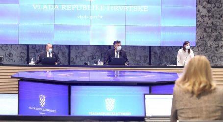 """Plenković: """"Stožer će u petak objaviti mjere za pojedine županije"""""""