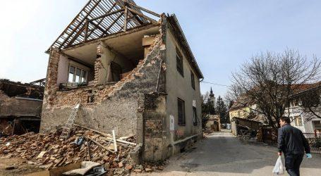 Šteta nastala u potresu na Baniji, upola je manja od one u Zagrebu