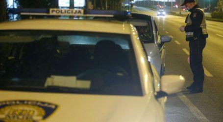 'Slalom' po gradu: Mladić bježao policiji pa zaradio kaznu od 118 tisuća kuna
