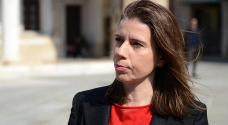 Katarina Peović izjavom o Franji Tuđmanu ponovno izazvala niz reakcija u Saboru