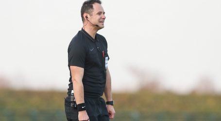 Hrvatski nogometni suci i dalje bez ozbiljne prilike za dokazivanjem na kontinentalnoj razini