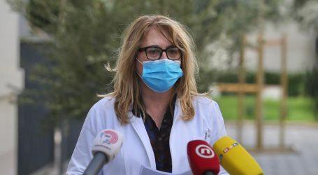 """Željka Karin: """"Bojim se promisliti što nas očekuje u daljnjim danima i tjednima"""""""