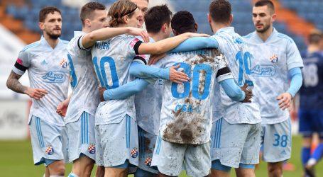 Dinamo se s lakoćom obračunao s Varaždinom
