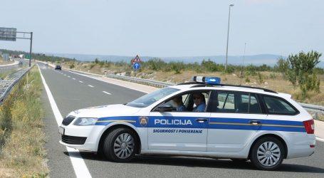 Trijezni vozač na autocesti A3 udario pijanog vozača, teško je ozlijeđen