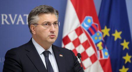 Premijer Plenković čestitao novoimenovanome hvarskom biskupu Ranku Vidoviću