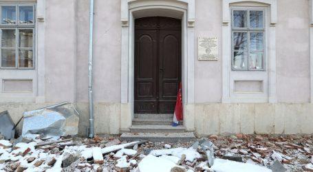 Slovenci doniraju devet kamiona drvne građe potresom pogođenoj Petrinji