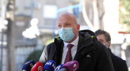 """Mićović: """"Kod nas nema sporne serije cjepiva i normalno nastavljamo s cijepljenjem"""""""