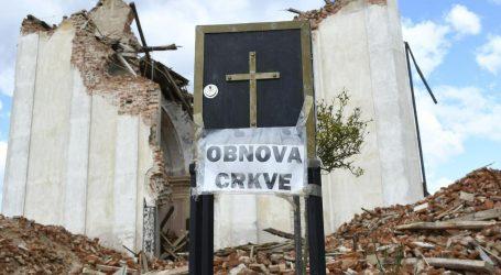 Sisačko-moslavačka županija: Pregledano skoro 35 tisuća objekata oštećenih u potresu
