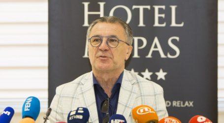 """Zdravko Mamić: """"Podnio sam ostavku na sve funkcije u Dinamu"""""""