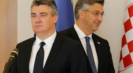 Milanović i Plenković zbog sukoba oko novog šefa Vrhovnog suda vode zemlju prema ustavnoj krizi