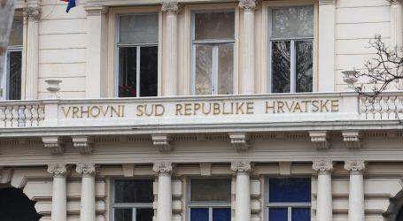 """Vrhovni sud: """"Zlata Đurđević nije kandidatkinja za predsjednicu Vrhovnog suda"""""""