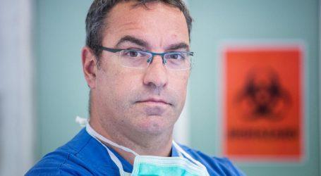 Predstojnik riječke intenzivne kaže da je na respiratorima sve više mlađih pacijenata