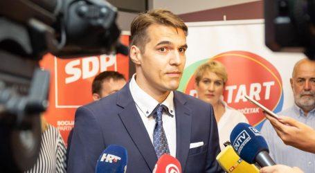Predsjednik dubrovačkog SDP-a i kandidat za gradonačelnika Jadran Barač predao se policiji, prijetio je susjedu