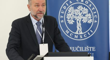 Na Borasov prijedlog Senat podržao smjenu dekana Barišića