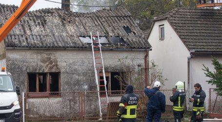 Tragedija kod Varaždina: U požaru obiteljske kuće poginula žena, policija objavila uzrok požara