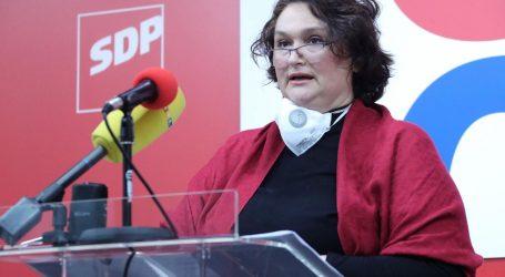 """Predsjednica saborskog odbora za zdravstvo: """"Invalidi rada moraju se integrirati u društvo i svijet rada"""""""