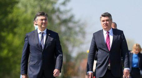 Plenkovićevi suradnici uvjereni da je Milanović u operaciji svrgavanja HDZ-ove vlasti i da ima širu bazu podrške