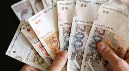 Krajem studenoga 2020. dug opće države 327,8 milijardi kuna