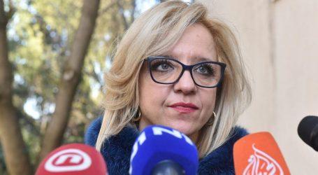 """Nataša Ban Toskić: """"Sve više građana odbija AstraZenecu, jednostavno ne dođu na cijepljenje"""""""