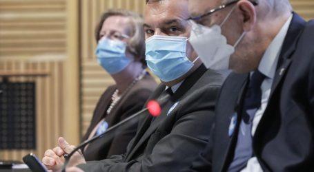Nacionalni stožer predstavlja rezultate studije o cijepljenju