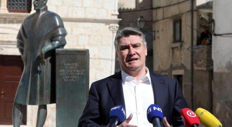 """Zoran Milanović: """"Nacional nije bezazlena novina"""""""