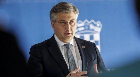 """Andrej Plenković: """"Umjesto 100% obećanih doza AstraZenece dobili smo 17%"""""""