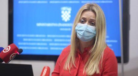 """Ivana Pavić Šimetin: """"Prosvjednici se pozivaju na slobodu, a mogu je ugroziti ako nekoga zaraze"""""""