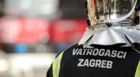 Zagreb: Eksplodirao kamin u prizemlju kuće, buknuo požar, jedna osoba završila u bolnici