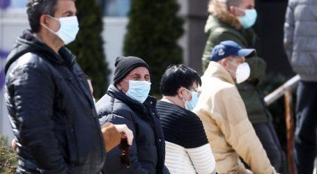 U BiH više od 1800 novozaraženih uz 76 preminulih, otkrivena i južnoafrička varijanta virusa
