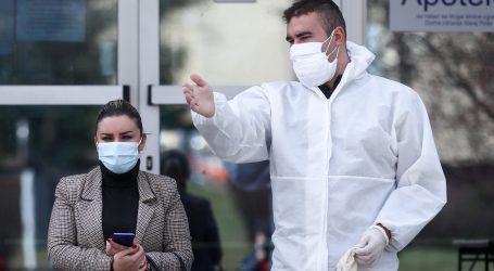 U Hrvatskoj zabilježena 2623 nova slučaja, 19 osoba preminulo