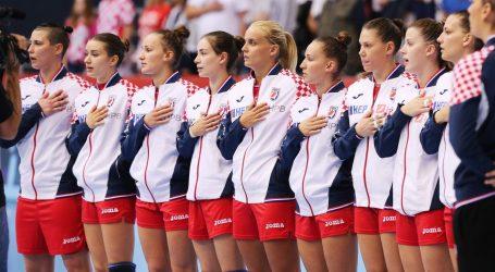 Hrvatske rukometašice u skupini s Francuskinjama