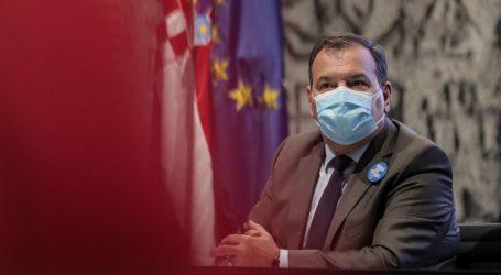 """Vili Beroš o pogrebu Milana Bandića: """"Virus nije šampion skoka u dalj"""""""