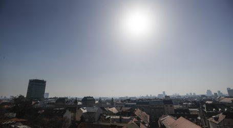 DHMZ: Očekuje nas pretežito sunčano