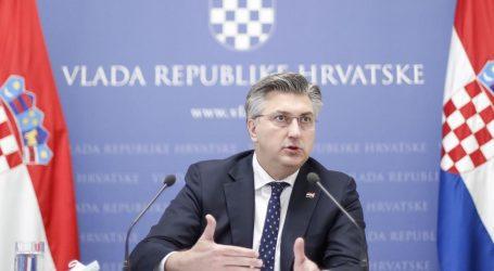 """Andrej Plenković: """"HDZ neće podržati Zlatu Đurđević, to govorim čvrsto i jasno"""""""