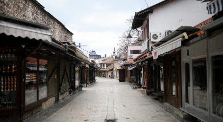 U BiH raste broj zaraženih, Sarajevo uvelo mini-lockdown. Ostatak zemlje kao da nema epidemije