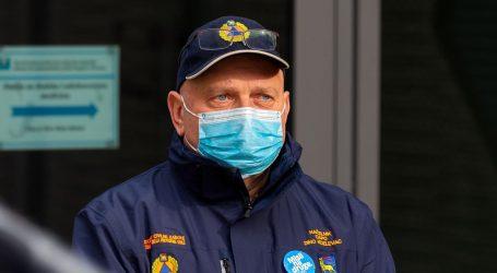 """Dino Kozlevac: """"Nisam zadovoljan. Ljudi su se opustili, sve je više kontakata"""""""