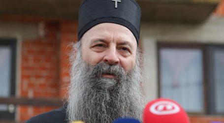 Porfirije u samoizolaciji, bio je u kontaktu sa zaraženim svećenikom