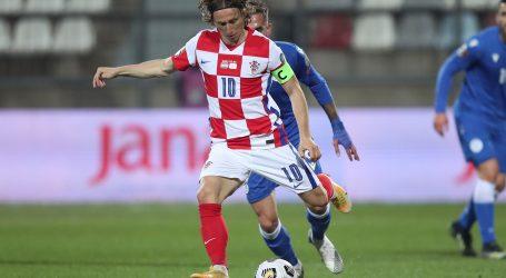 """Luka Modrić: """"Još toga mogu dati reprezentaciji"""""""