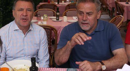 GRADSKI ODSTREL: Kako je Bandić pred loklane izbore 2005. planirao rušiti Mamića