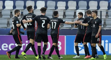EURO U21: Hrvatska može proći uz poraz, ali i ispasti s pobjedom