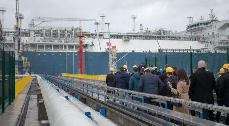 Plin za HEP stiže na krčki LNG terminal