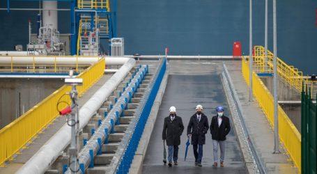 Zelena akcija protiv gradnje kopnenog LNG terminala na Krku