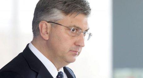 """Plenković: """"Milanovićeve objave su talog društvenih mreža"""""""