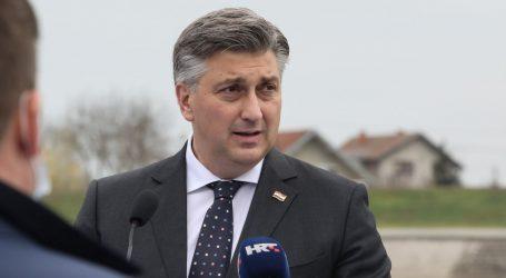 """Plenković o dugu veledrogerijama: """"Mogu oni izdržati, imaju velike zarade. Ne vidim da su gladni"""""""
