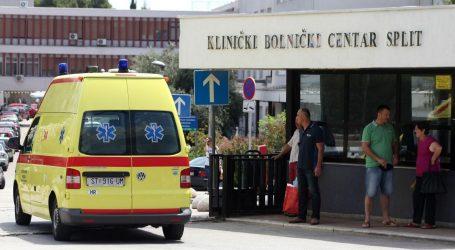 Teška situacija u Splitu, zbog sve većeg broja oboljelih u KBC-u samo hitne operacije