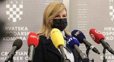 Kolinda Grabar–Kitarović postala posebna savjetnica dekana ZŠEM-a